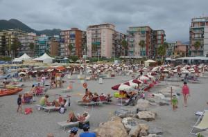 Spiaggia Bagni Sole e Mare - Borghetto Santo Spirito