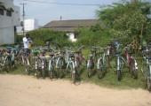 Biciclette per Sennathur